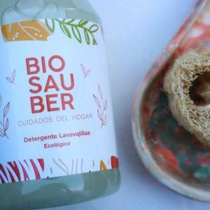 Bio Sauber - Detergente Lavavajillas