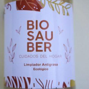 Bio Sauber - Limpiador Antigrasa