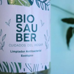 Bio Sauber - Limpiador Antibacterial