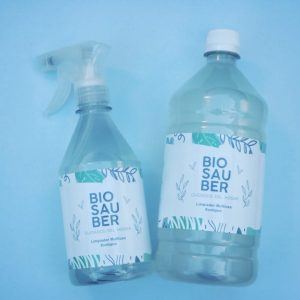 Bio Sauber - Limpiador Multiuso